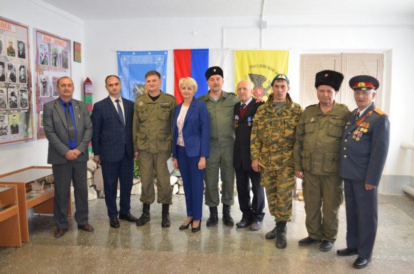 Эхо войн и людские судьбы: выставка, посвященная войнам-землякам, открылась в поселке Советское Руно