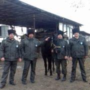 Ессентукская казачья дружина помогает в поиске людей и даже лошадей