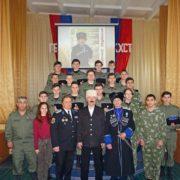 Спектакль «Казацкая душа» идет на Ставрополье