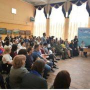 Михайловск – Крым: студенты техникумов двух регионов провели урок в режиме видеосвязи