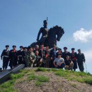 Казаки Ставрополья с молитвой и песнями отметили 245-летие исторической битвы на реке Калалы