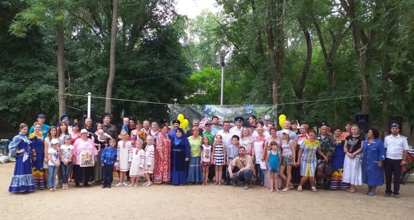 Лучшие казачьи семьи выбрали на Ставрополье