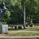 Кладбище советских военнопленных в Везуве