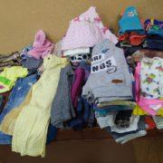 Казаки села Подлужного помогают малообеспеченным семьям собирать детей в школу