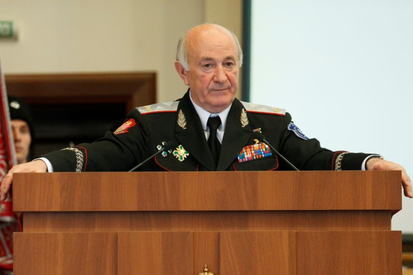 Николай Долуда прокомментировал основную суть Стратегии государственной политики РФ в отношении российского казачества на 2021-2030 годы