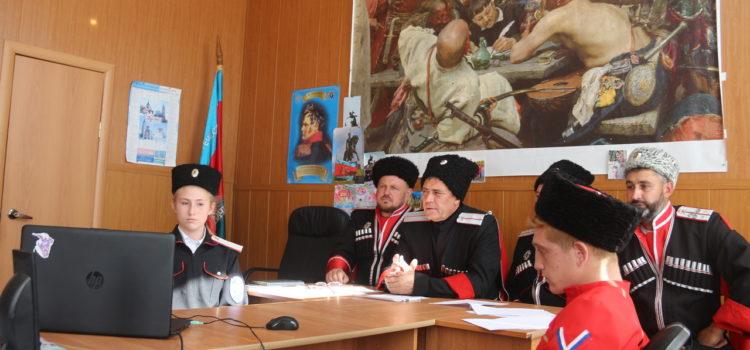 Телемост «Ставрополье – Кубань – Волгоград» в честь победы в Битве за Кавказ