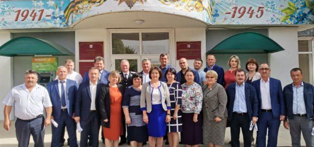 В состав совета Курского муниципального округа вошли казаки