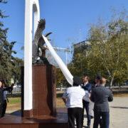 В Кабардино-Балкарии открыли памятник в честь возрождения казачества
