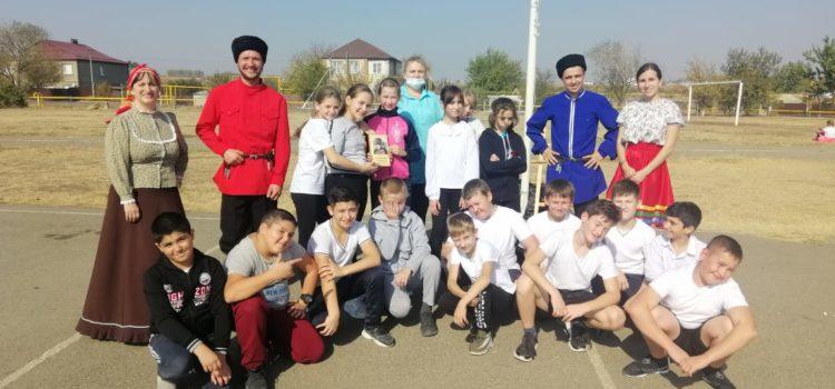 Просвещение через соревновательный квест – новый «казачий формат» в обучении детей