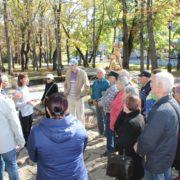 «Занимательное краеведение» для пенсионеров города Ставрополя