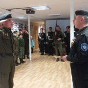 Пятые осенние учебные сборы младших командиров прошли в Солнечнодольске