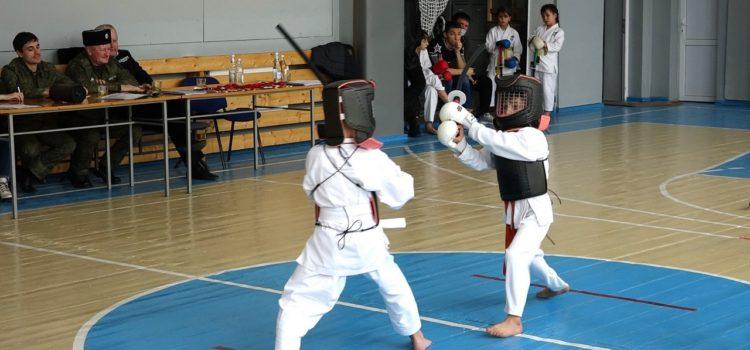 Курские казачата стали медалистами турнира по всестилевому карате