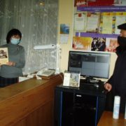 Презентация книги «Казачий кладезь Витислава Ходарева» прошла в библиотеке-филиале № 6