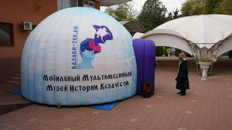 Уникальный опыт терцев по созданию мультимедийного музея подхватят в Северной столице и других территориях России