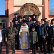 Казаки Кизляра почтили молитвой дату геноцида казачьего народа