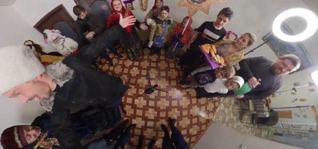 Святочный праздник терских казаков попал в три объектива