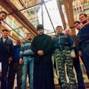 Казаки станицы Баклановской продолжат строительство храма