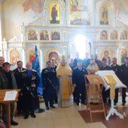Казаки Петропавловского хуторского казачьего общества приняли присягу