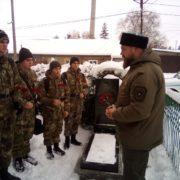 На могиле казачьего генерала Степана Николаева навели порядок в рамках всероссийской акции