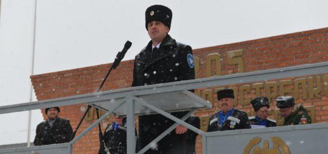 С днем Защитника Отечества, братья казаки!