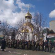 В Минеральных водах прошло ежегодное собрание казаков-ветеранов боевых действий