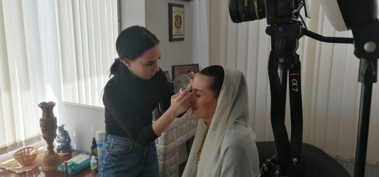 На Ставрополье продолжаются съемки видеороликов о красоте народов Кавказа