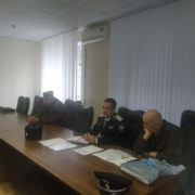 Прошел совет атаманов в Терско-Малкинском окружном казачьем обществе