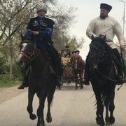 70-километровый конный переход совершили казаки села Солдато-Александровского