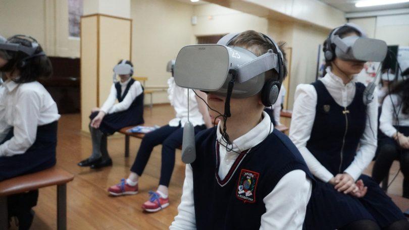 Мультимедийный музей истории казачества отправился на КМВ
