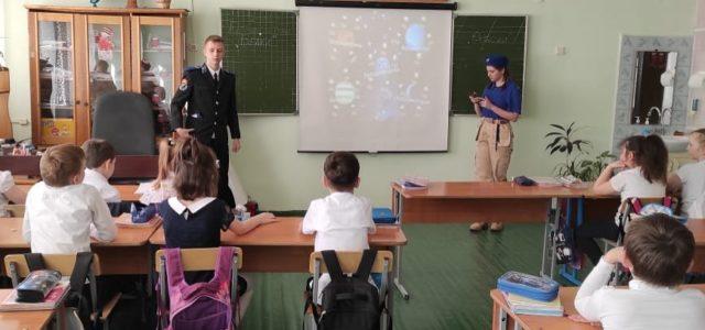 В Железноводском лицее казачества имени А.Ф. Дьякова прошла неделя космонавтики