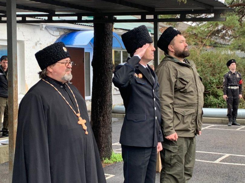 Атаман Терского войска совет атаманов Изобильненского районного казачьего общества