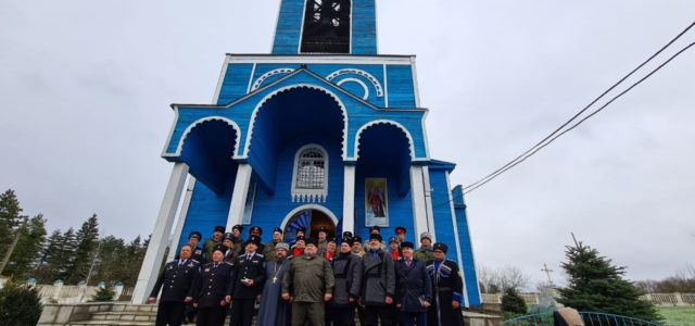 В работе оргкомитета фестиваля «Будущее России — это мы» принял участие атаман Терского войска