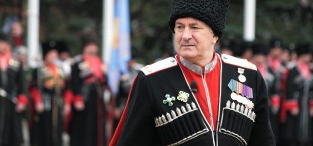Николай Долуда: «Глава государства поддерживает развитие российского казачества»