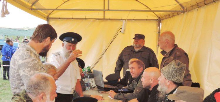 Совет атаманов Ставропольского округа обсудил возможность участия терцев в Параде Победы в Москве в 2022 году