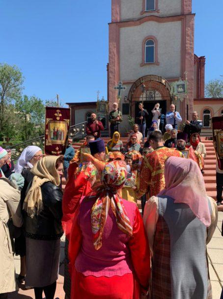 «Вторая Пасха» в Кизляре