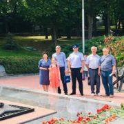 Казак из Ставрополя помог увековечить память погибшего в годы Великой Отечественной войны земляка