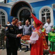 Впервые с 1825 года старейший казачий храм в Кисловодске посетил атаман Терского войска