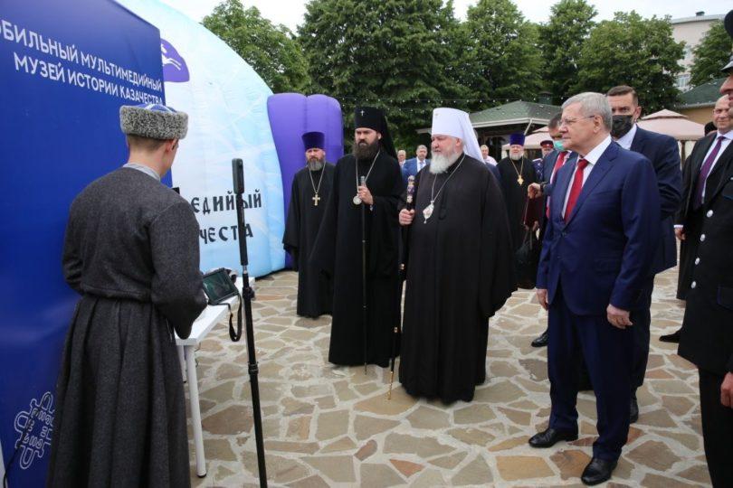 Ставропольские казаки презентовали свои проекты на V Евразийском форуме казачьей молодежи «Казачье Единство – 2021»
