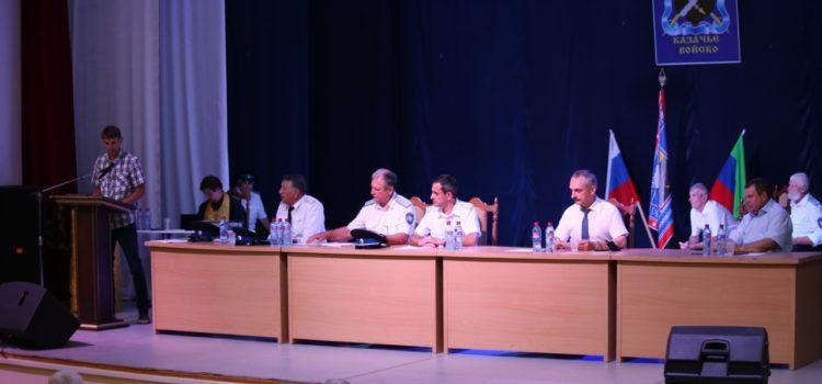В Кизляре прошел окружной отчетно-выборный круг