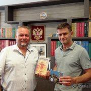 Книга о жизни терского казака появилась в русских библиотеках Европы
